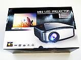 Мультимедийный проектор Cheerlux C6 WiFi, фото 8