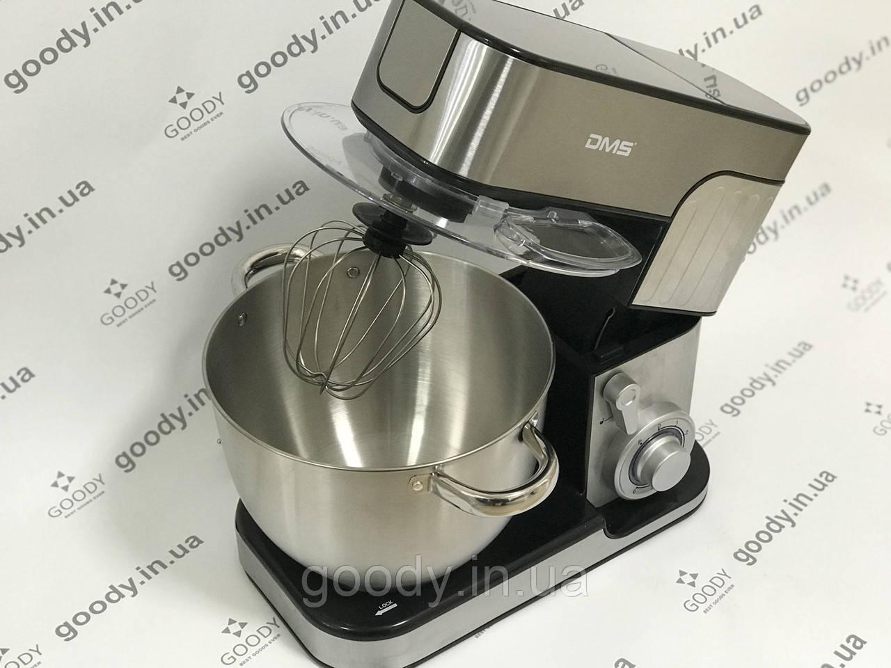 Кухонний комбайн 3в1 DMS Germany KMFB-2300 2300 Вт 7 л 2300 Вт - Good Deal - маркет збуту товарів для дому в Львове