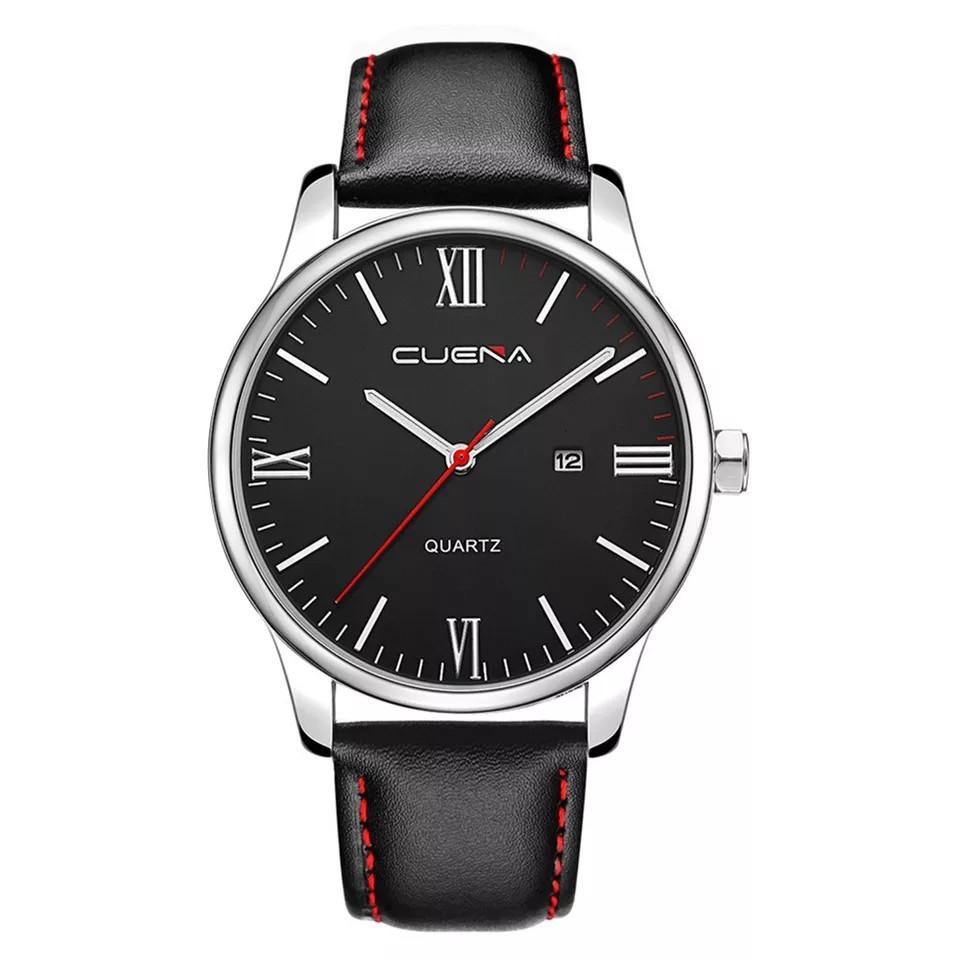 Часы наручные мужские CUENA Classic G4 черный