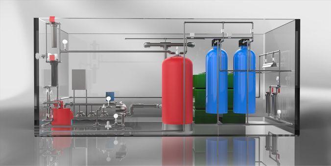 Монтаж и сервис систем фильтрации воды, подбор оборудования