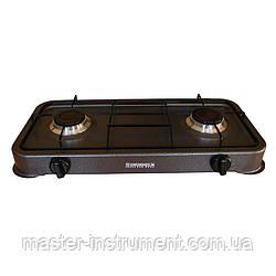 Газовая плита Grunhelm GGP-6002 (без крышки)