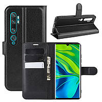 Чохол-книжка Litchie Wallet для Xiaomi Mi Note 10 / Mi Note 10 Pro / CC9 Pro Black