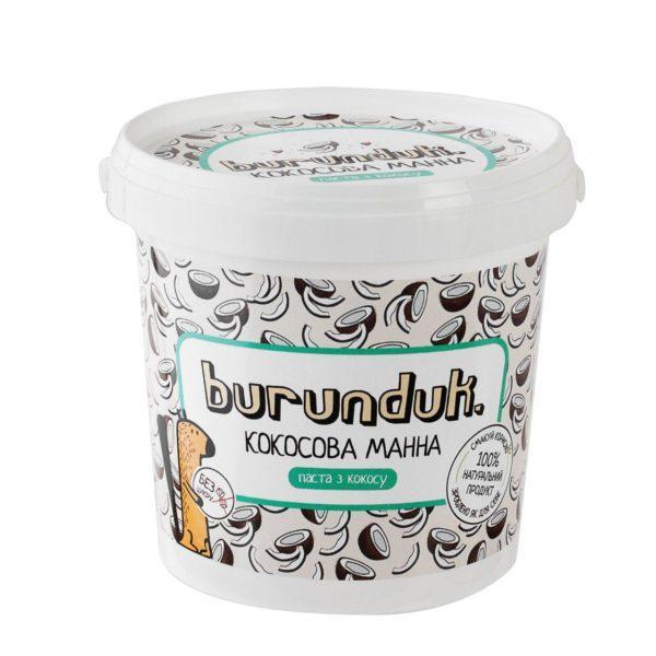 Кокосовая манна Burunduk 1 кг