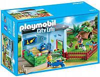Ігровий набір зоопарк playmobil 9277