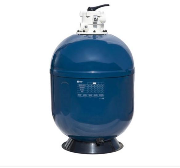 Фильтр для очистки воды в бассейне  PACIFIC Ariona Pool , 400 мм, с верхним 6-позиционным клапаном.