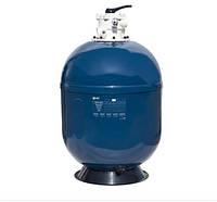 Фильтр для очистки воды в бассейне  PACIFIC Ariona Pool , 400 мм, с верхним 6-позиционным клапаном., фото 1