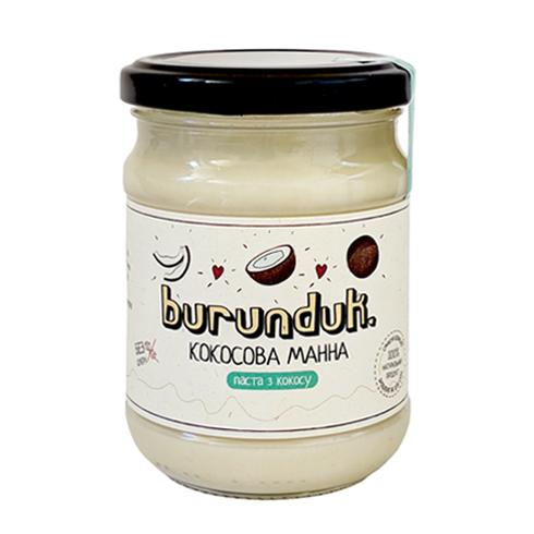 Кокосовая манна Burunduk, 250 г
