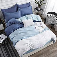 Полуторный комплект постельного белья НЕЖНОСТЬ Простыня на резинке