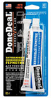 Затекающий герметик силиконовый для ремонта стекол Done Deal ОЕМ (упаковка 85г) DD6754