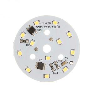 Светодиодный DIY SMD чип 7Ватт 220V Smart IC для ремонта потолочного светильника