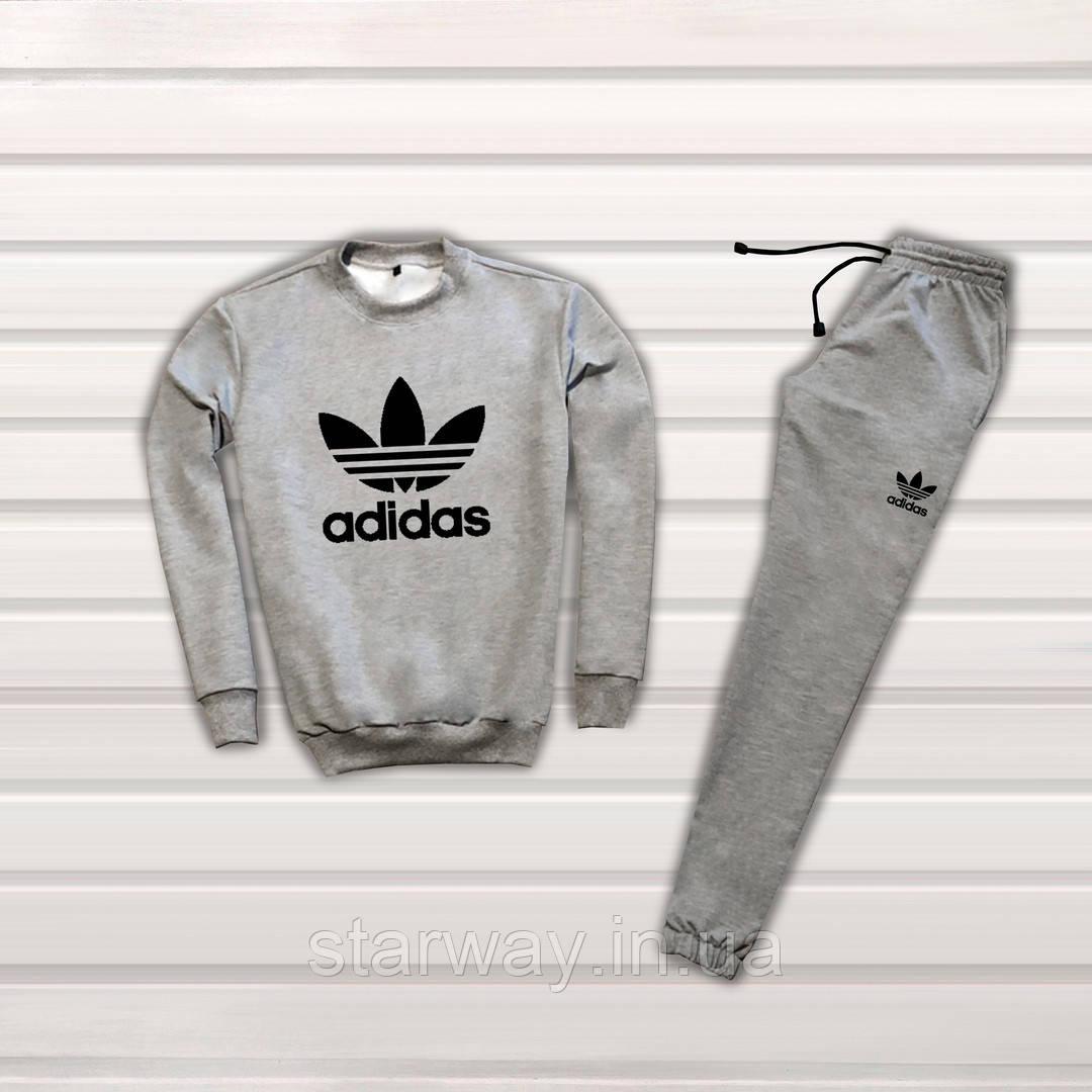 Мужской спортивный костюм в стиле Adidas | Originals since 1949 logo