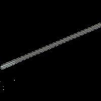MOUSSON Секція для каркаса наметів - O8.5mm *500 мм aluminum