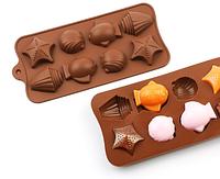 Силіконова форма для цукерок арт. 840-15A05829