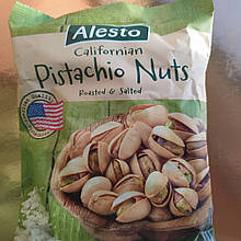 Фісташки алесто Alesto pistachio nuts 250 грм