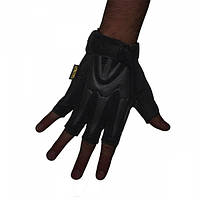 Перчатки Mechanix Wear MPACT беспалые Black, фото 1