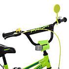 Велосипед детский двухколесный PROFI Y16225 Prime 16 дюймов салатовый **, фото 2