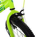 Велосипед детский двухколесный PROFI Y16225 Prime 16 дюймов салатовый **, фото 5