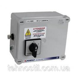Pedrollo QEM 075 Пульт управления для скважинных насосов