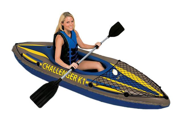 Intex надувний човен 274х76х38 см(68305)