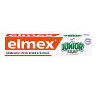 Зубная паста Elmex Junior для детей 75 мл(6-12 лет)