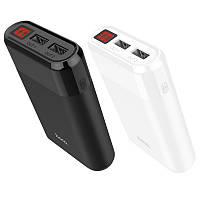 Зарядное устройство PowerBank Hoco B35B Entrourage 8000 mAh Черный