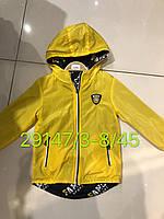 Детские двусторонние весенние куртки оптом SEAGULL,разм 3-8, фото 1
