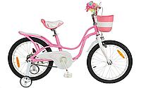 Велосипед Royal Little Baby Swan 18 рожевий, фото 1