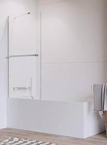 Шторка для ванны Radaway Idea PNJ с держателем для полотенца