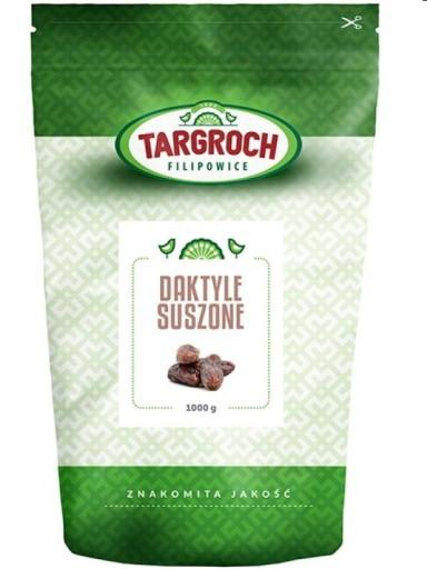 Финики Королевские Премиум упаковка 5 кг, Targroch
