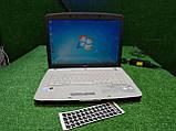 """15.4"""" Acer Aspire 5315\ Intel T7500\ 2 ГБ\ 160ГБ\ веб камера\ настроен!, фото 2"""