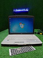 """15.4"""" Acer Aspire 5315\ Intel T7500\ 2 ГБ\ 160ГБ\ веб камера\ настроен!, фото 1"""
