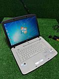 """15.4"""" Acer Aspire 5315\ Intel T7500\ 2 ГБ\ 160ГБ\ веб камера\ настроен!, фото 3"""