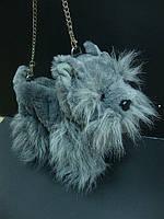 Сумка-игрушка  собачка Терьер