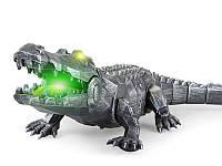 Детские игрушки роботы Животное Крокодил FK507