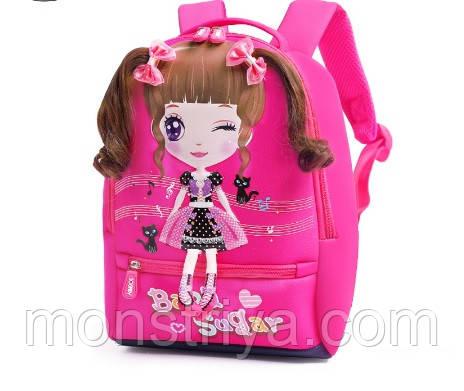 Рюкзак для маленьких девочек