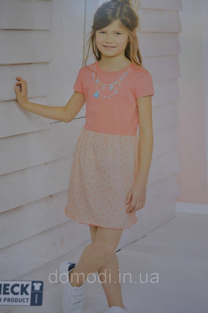 Легке літнє плаття фірми Impidimpi (100% бавовна) 18-24 місяці 2