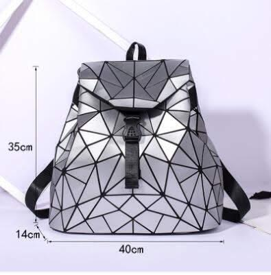 Стильный женский рюкзак для города Бао Бао Алмаз, Bao Bao Issey Miyake 3008