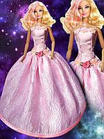Одежда для кукол Барби - бальное платье, фото 1