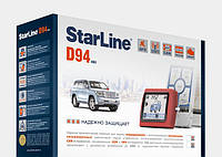 Автомобильная сигнализация Starline с D94 2CAN GSM/GPS 2SLAVE T 2,0