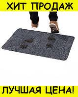 """Супервпитывающий, волшебный коврик """"Super Clean mat"""" для прихожей"""