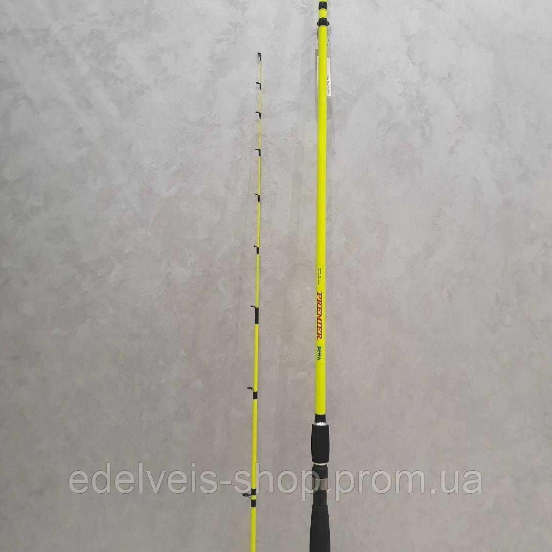 Спиннинг Diwa Premier 2,4 метра, тест  до 200 гр