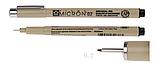 Лайнер Micron Pigma 0,2 мм, колір чорний., фото 2