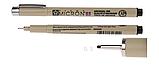 Лайнер Micron Pigma 0,3 мм, колір чорний., фото 2
