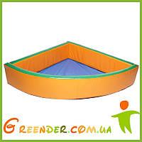 Детский манеж-бассейн KIDIGO Угол 1,8 м
