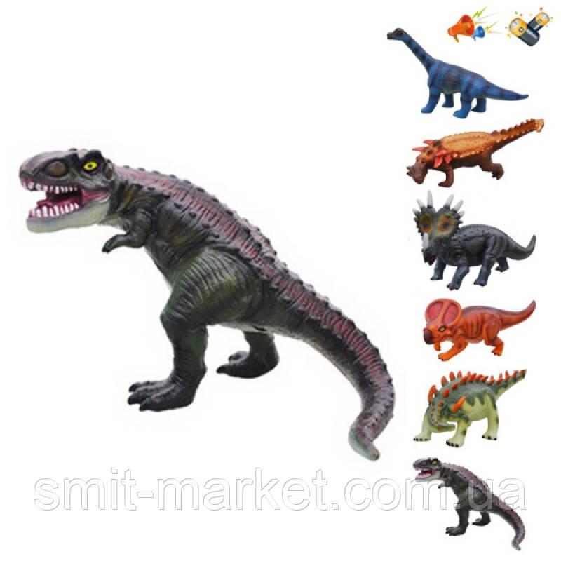 Динозавр 6 штук