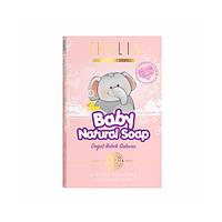 Натуральное детское мыло для девочек, 100 грамм.