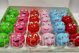 Бальзам блеск для губ шариковый MAGIC YOUR LIFE Lip Balm для детей и взрослых Лягушка S826