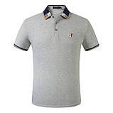 Burberry Мужская футболка поло барберри, фото 6