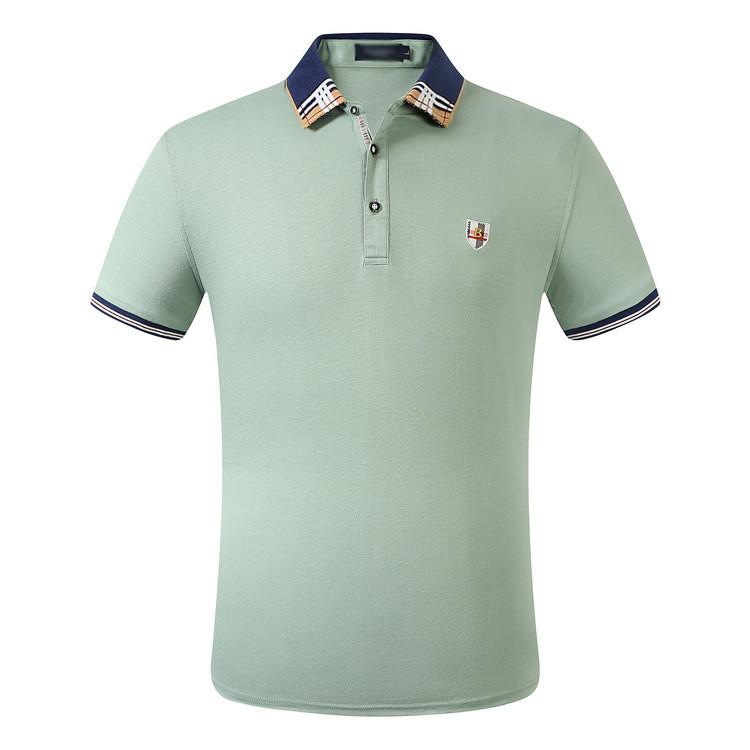Burberry Мужская футболка поло барберри