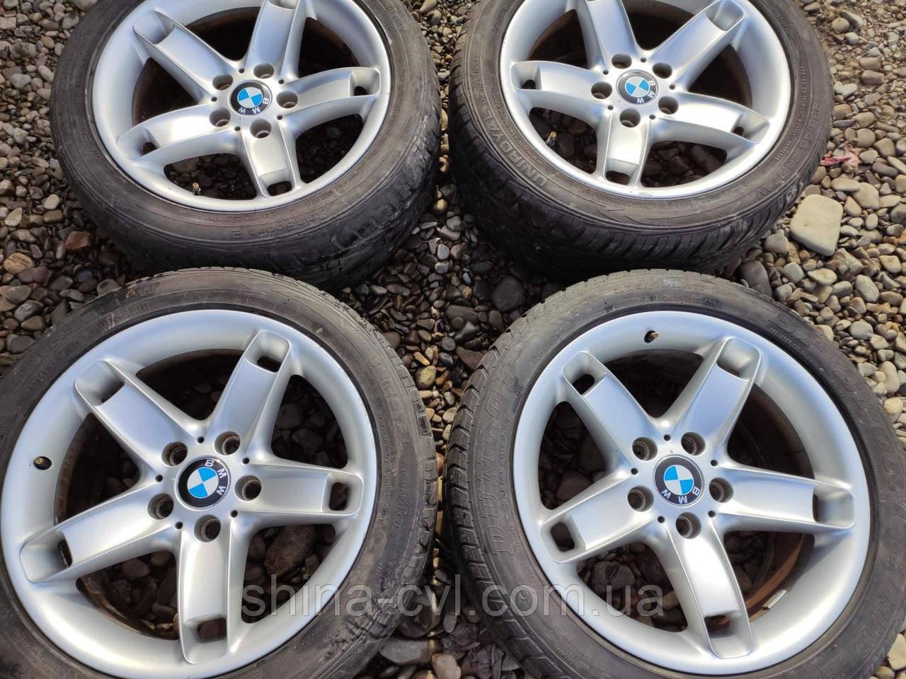Диски 5.120 R17 8J ET20 BMW 5 E39